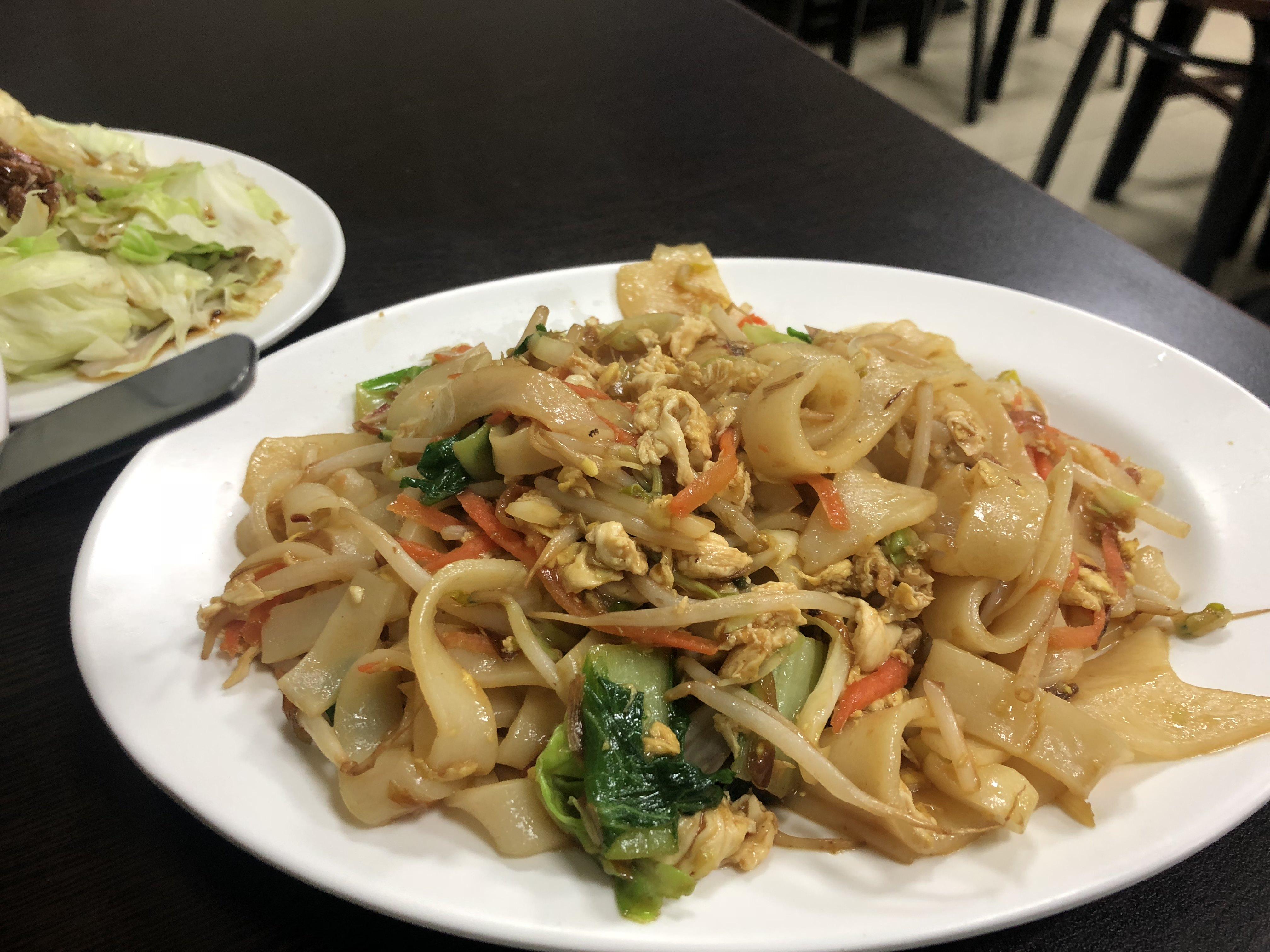 竹北美食|揚新麵食館|最愛竹北炒板條店之一
