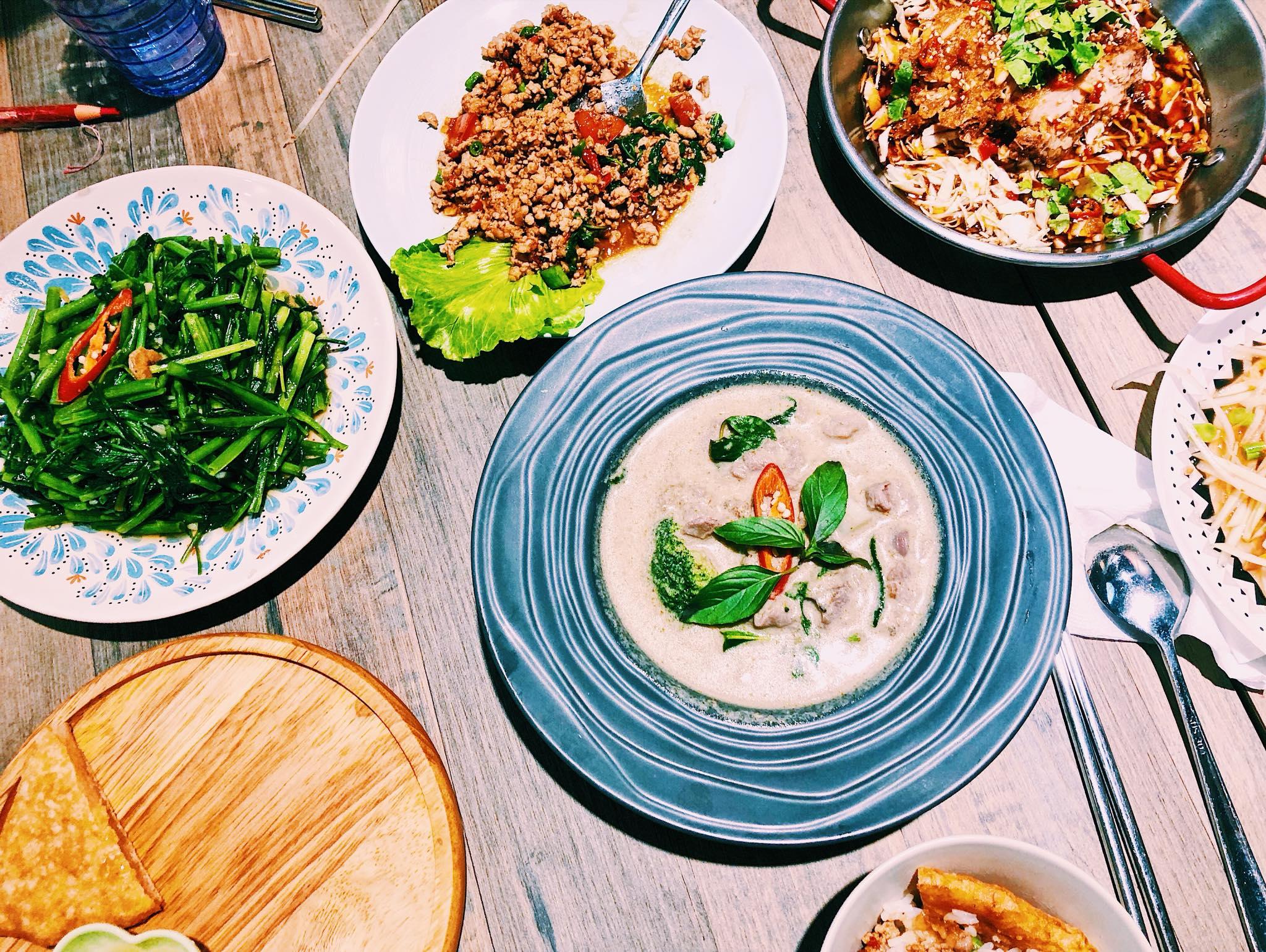 竹北美食 505 Thai