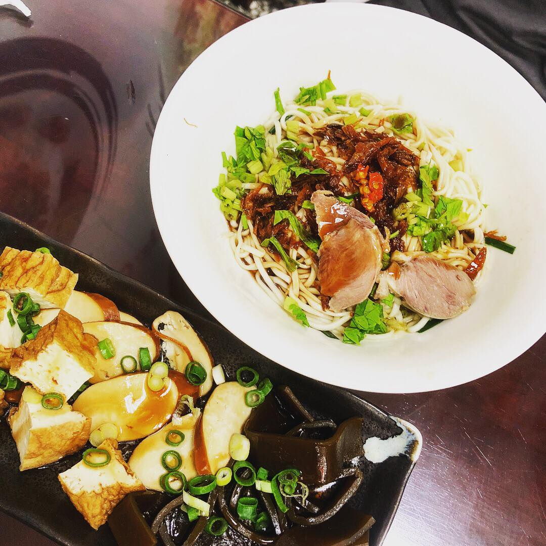 竹北美食 上坪麵食館