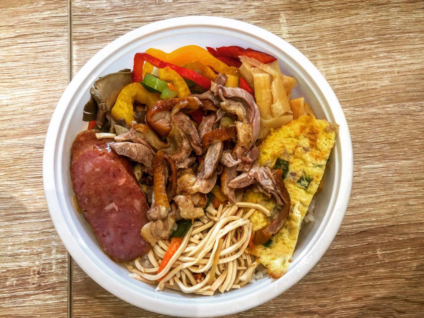 新豐美食|幸福鴨肉飯