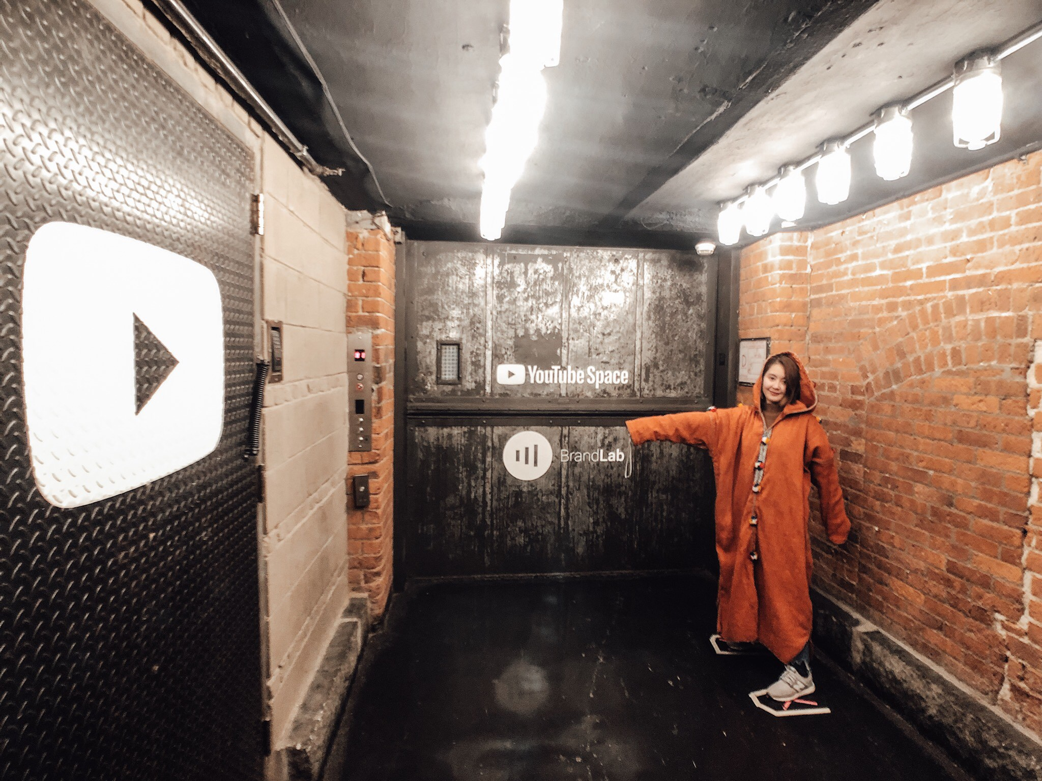 美國|紐約New York 雀兒喜市場Chelsea Market-私房IG打卡景點YouTube office