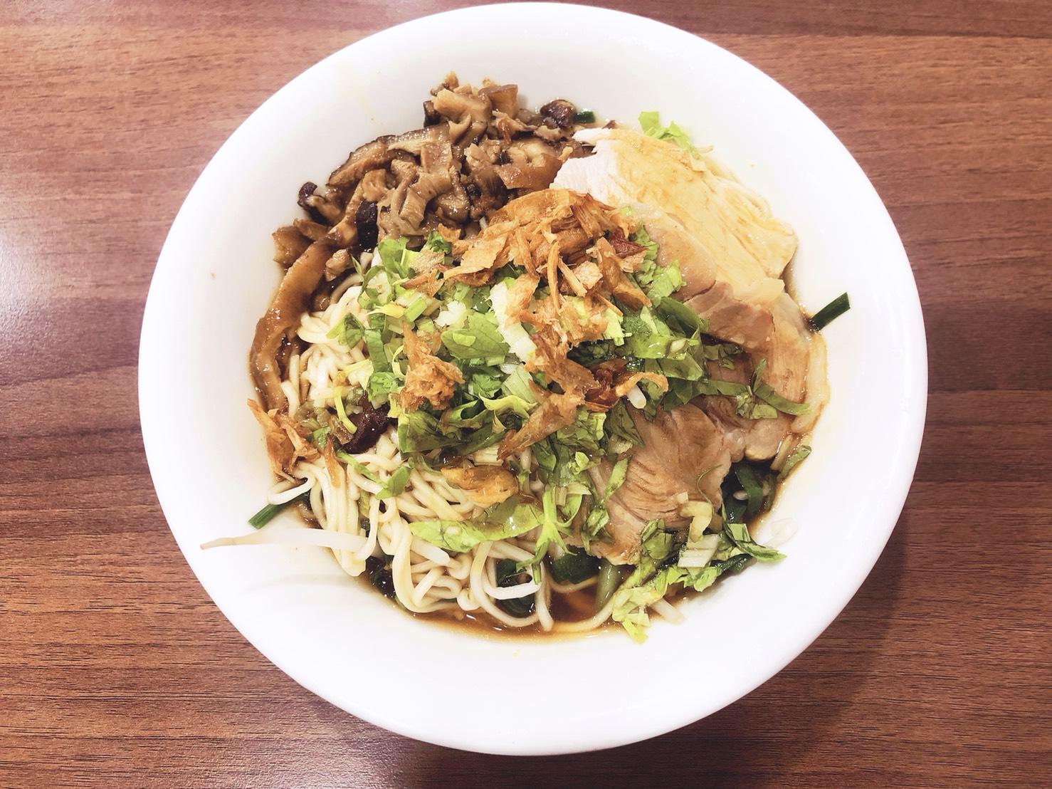 竹北美食 隱藏版美味小吃- 傳統客家麵食