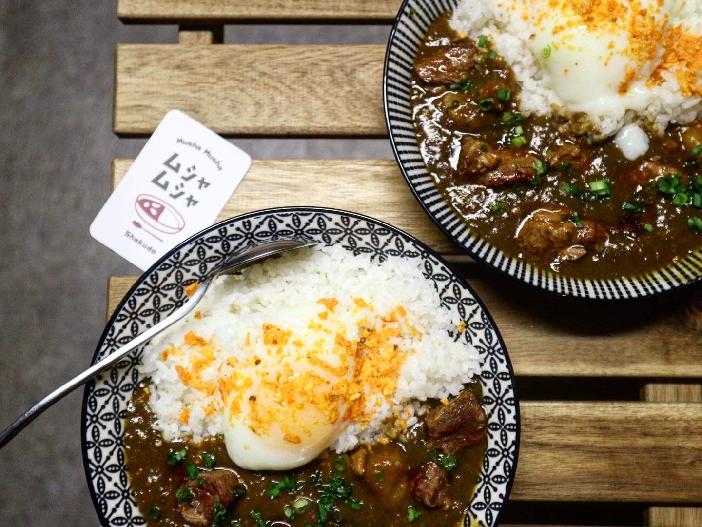 新竹美食  MUSHA MUSHA 木下食堂  東門市場的大人味熟成咖哩