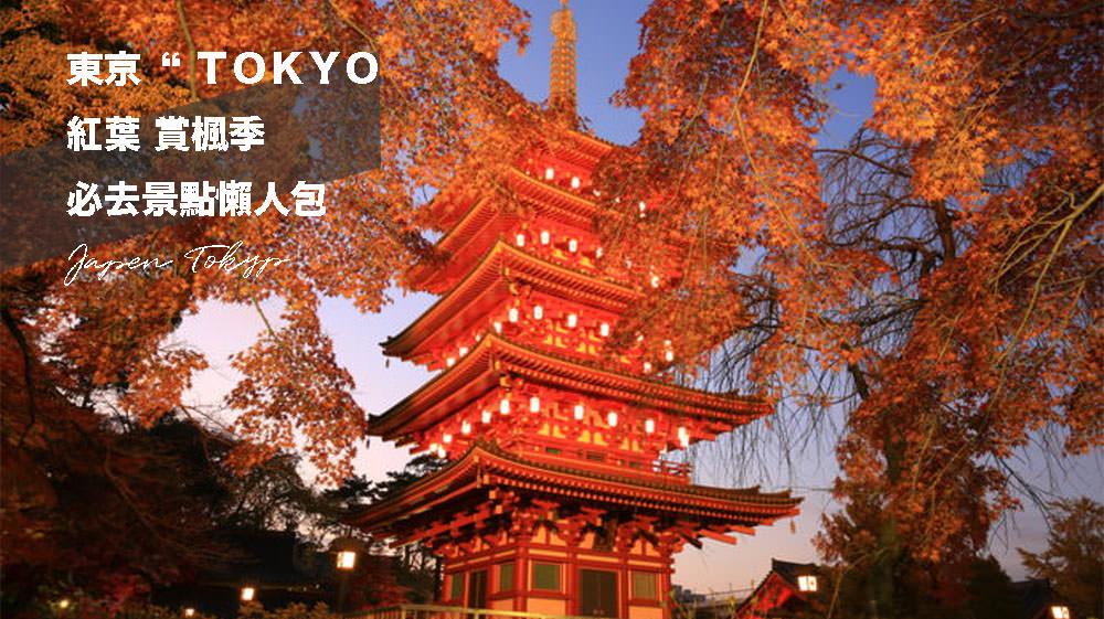 日本 |2019 東京紅葉賞楓季、必去賞楓景點及夜楓景點懶人包、4天3夜行程安排