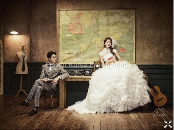 【Pre-Wedding】💝拉傻的韓國婚紗👰x台灣代辦公司諮詢篇☝️sa wedding ❎ wonkyu+❎恩姬