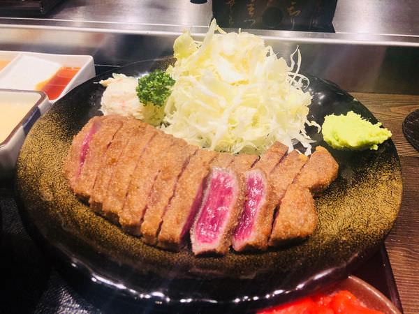 日本美食| 新宿 -嫩嫩超好吃炸牛排!牛かつもと村歌舞伎町店