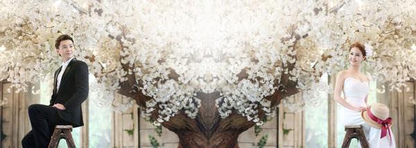【Pre-Wedding】💃拉傻的 韓國婚紗X🎉夢幻成品🇰🇷開箱篇sa wedding