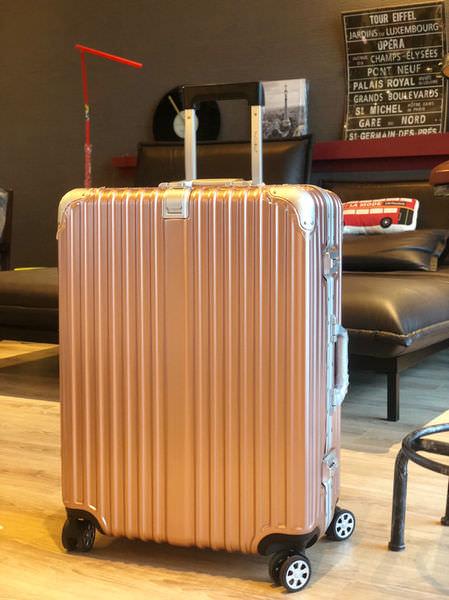 旅行好物|德國品牌NaSaDen行李箱|旅遊必帶雪佛包