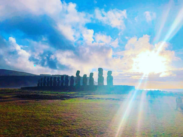 復活節島懶人包 四天三夜行程、注意事項、行前準備、機票、美食、交通(2018.02)